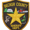 Becker County Jail logo