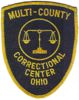 Multi-County Correctional Center Logo