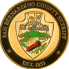 San Bernardino County Sheriff's Office – HDDC Logo